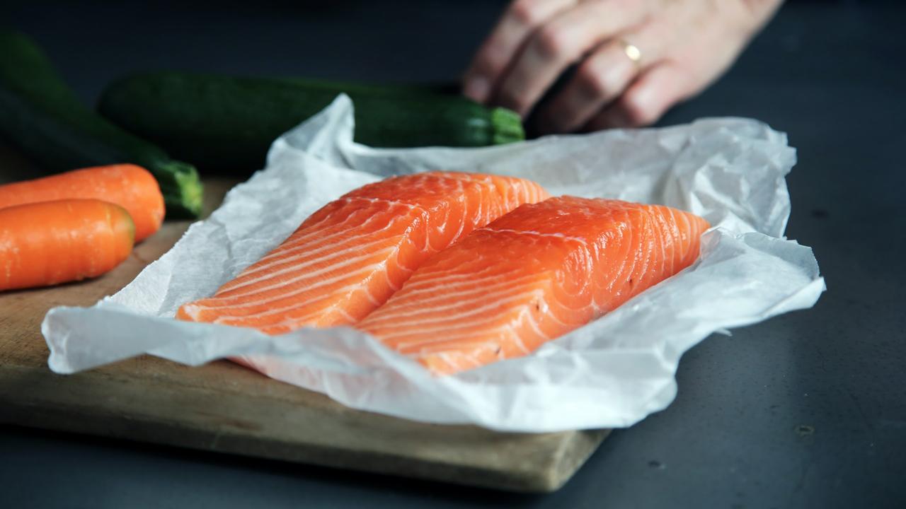 減肥食材三文魚