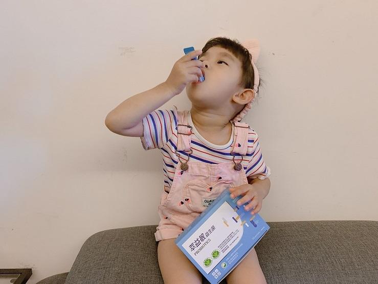兒童過敏益生菌推薦:萃益敏益生菌換季變天也不怕1