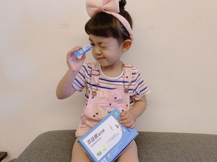 兒童過敏益生菌推薦:萃益敏益生菌換季變天也不怕7