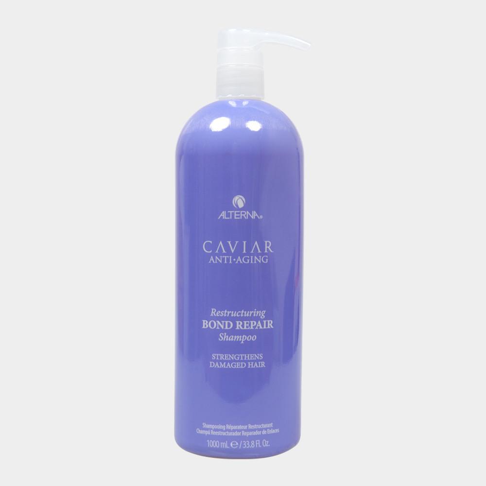 ALTERNA  歐娜 CAVIAR 魚子結構洗髮露 250ml|1000ml