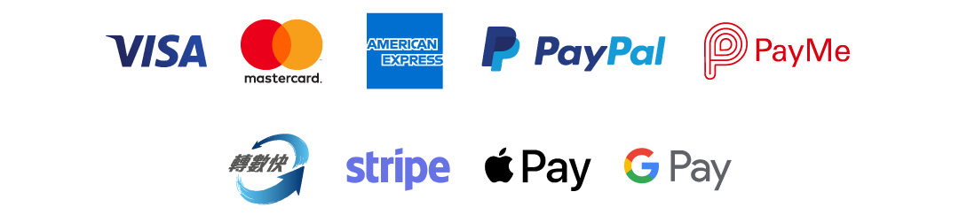 Kama Delivery美食到會外賣服務提供多款到會套餐外賣運送,我哋接受多種付款方式,當中包括VISA, PayMe, PayPal, Apple PayyPal, Apple Pay等等,務求方便各位客戶。