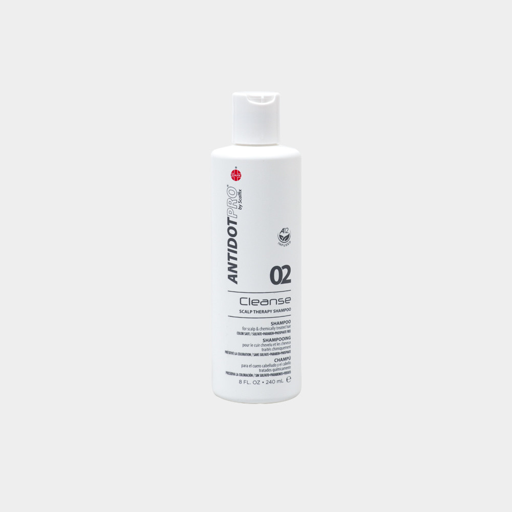 ANTIDOTPRO 2號 頭皮控敏洗髮露 240ml|1000ml