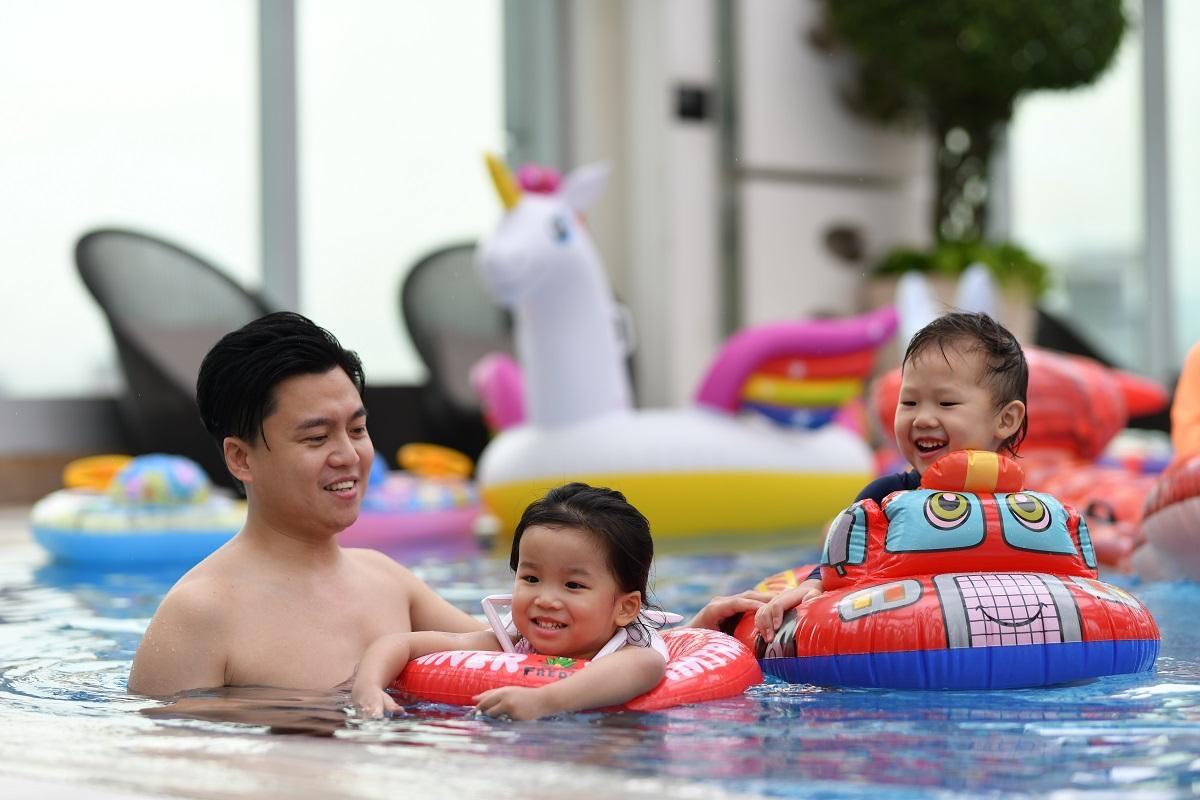 兒童戲水池|香港康德思酒店