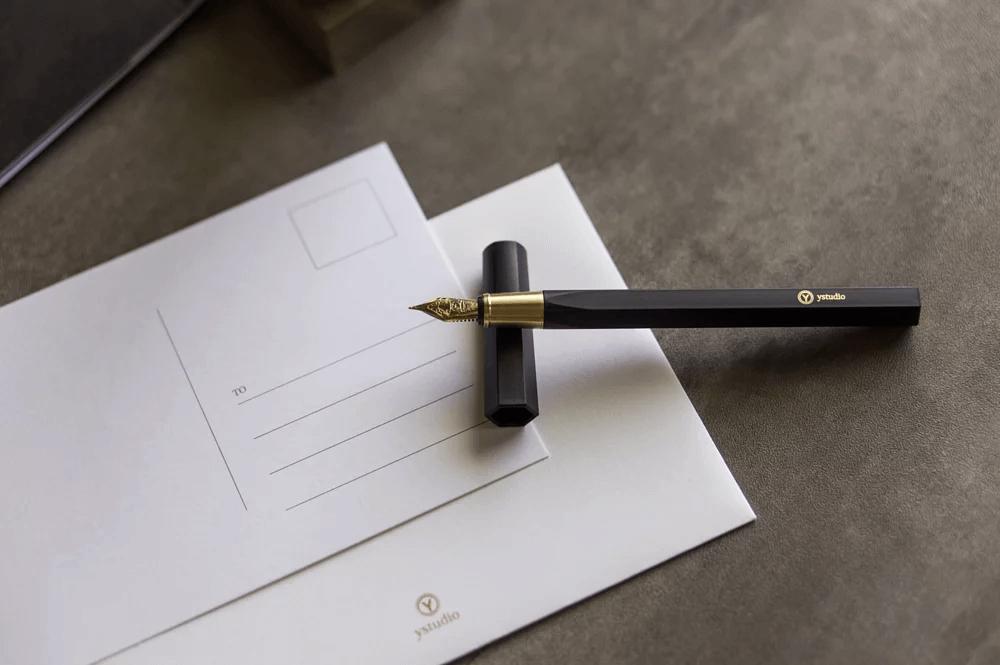 男友禮物建議:平衡系列鋼筆