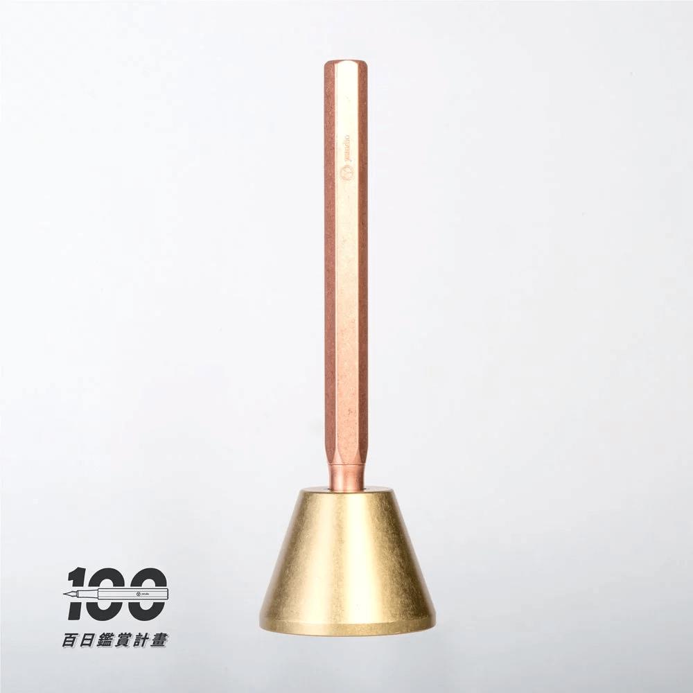 男友禮物紅銅桌上鋼筆-經典系列