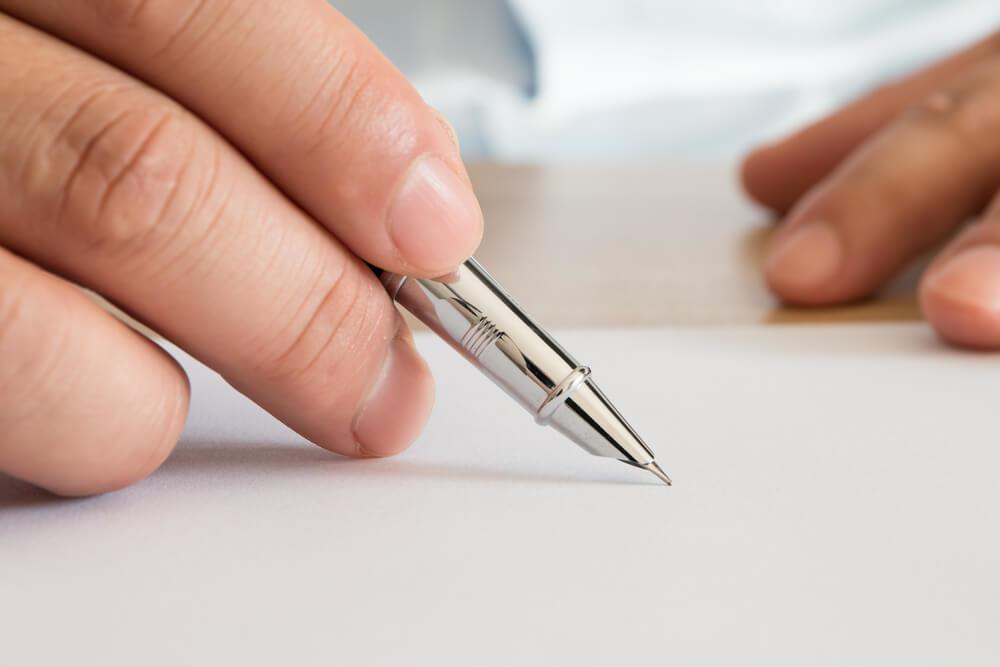 鋼筆使用常見狀況
