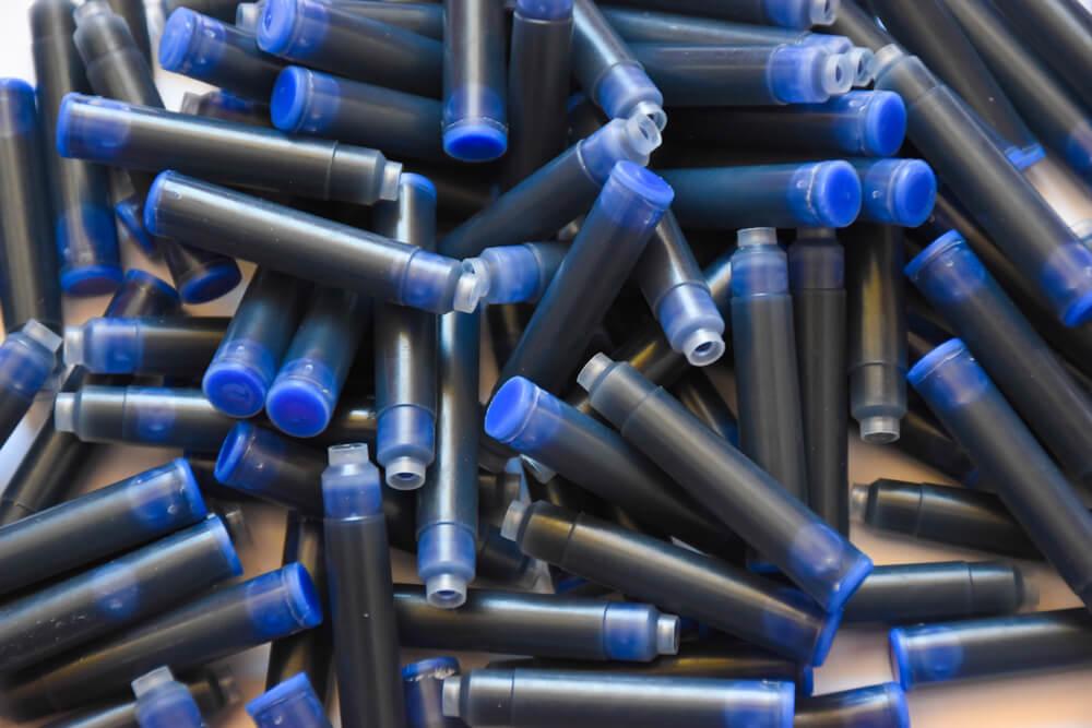 卡式墨水管