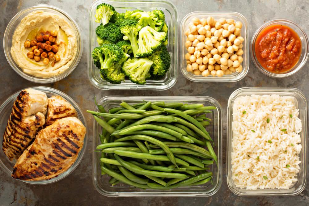 一日均衡飲食菜單