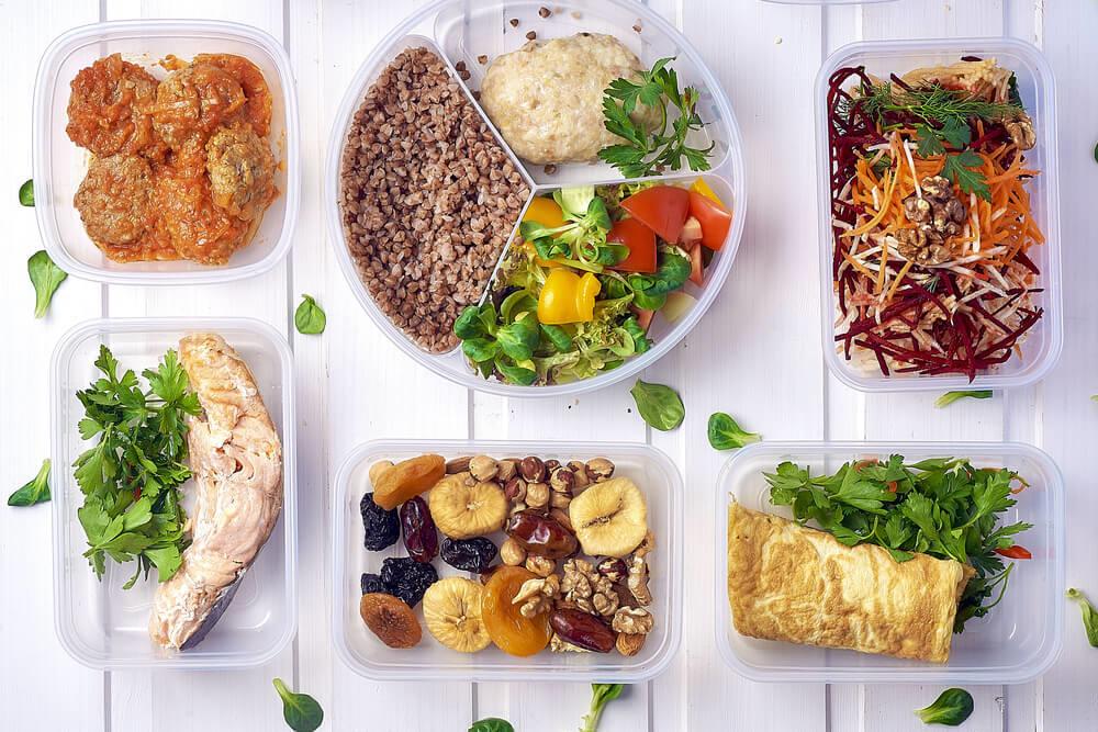 午餐食譜菜色要均衡