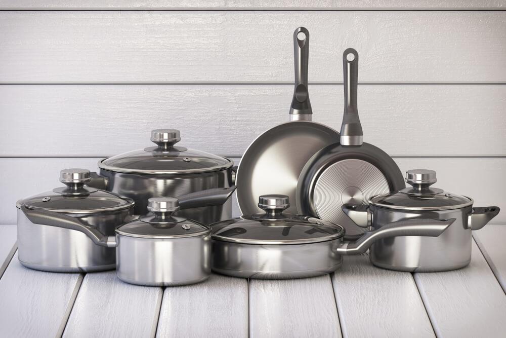 不鏽鋼炒鍋