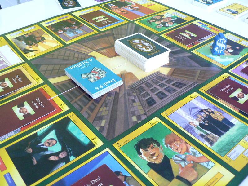 家庭遊戲必備|好玩Board Game推介|我是大老闆
