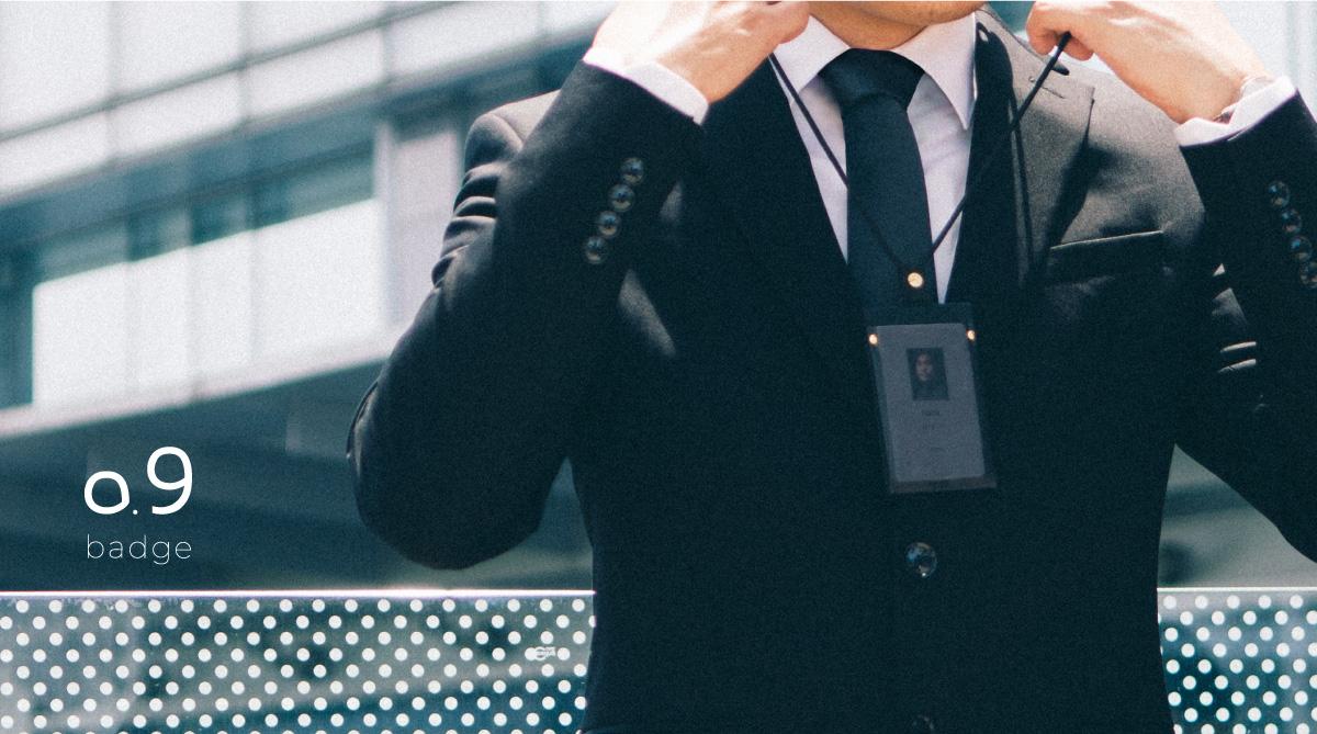 送主管禮物、主管退休禮物、升遷禮物、離職禮物雙面感應證件套