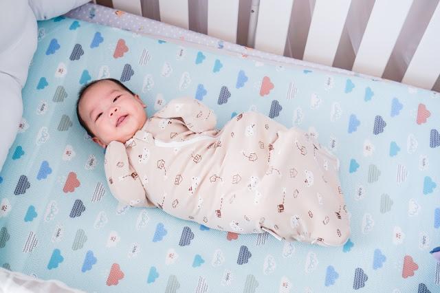 為什麼要使用嬰兒包巾