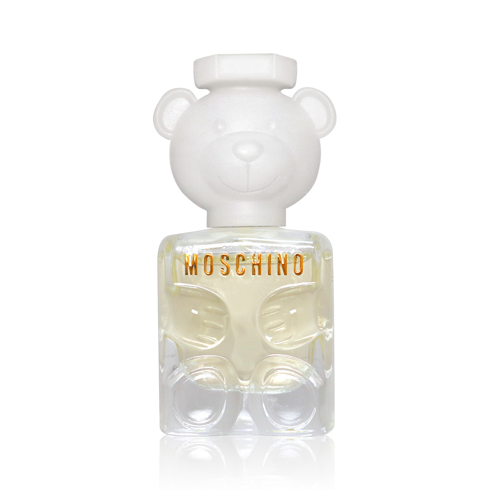 MOSCHINO 熊芯未泯 2 女性淡香精 5ml