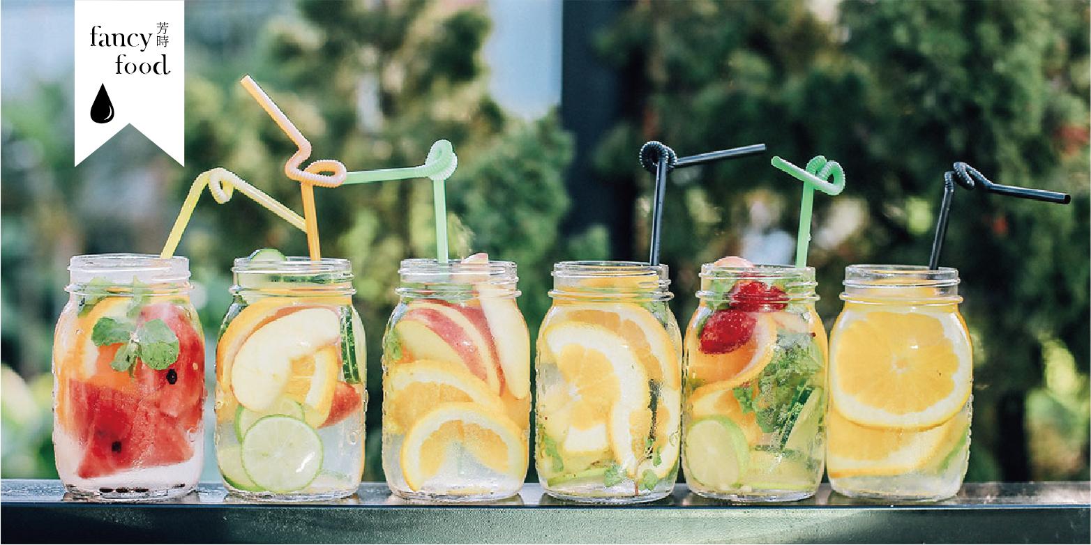 3款氣泡水減肥食譜幫助你控制體重不倦怠