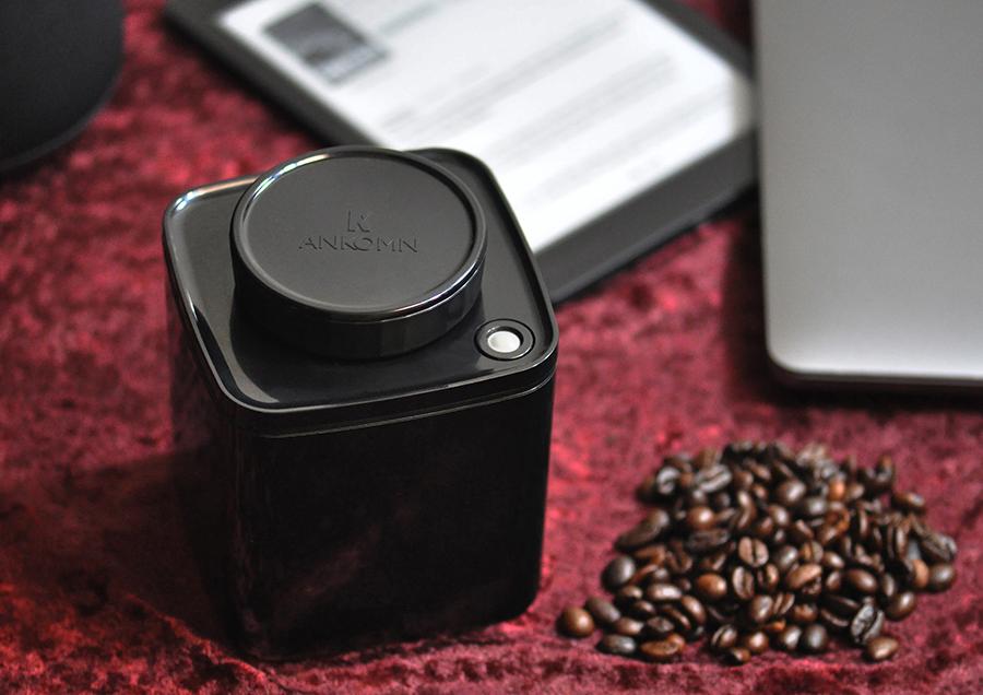 咖啡豆真空密封罐