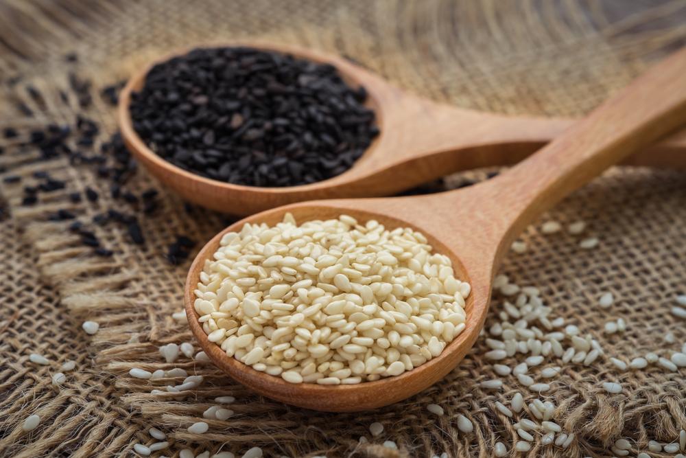 多吃芝麻增加鈣攝取量