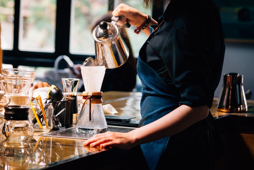 手沖咖啡器具