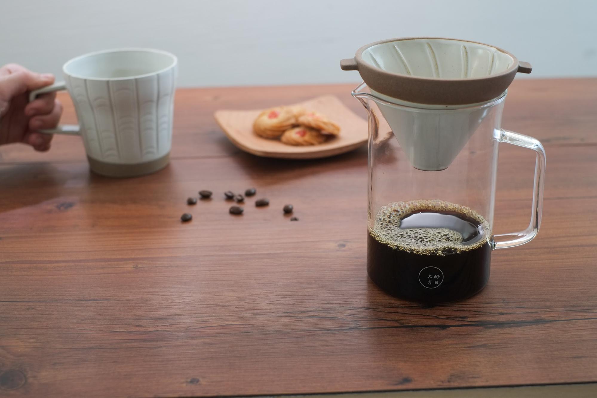 手沖咖啡組合