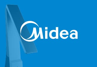 代理品牌-Midea