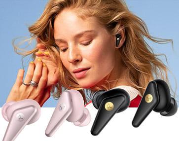LIBRATONE TRACK Air+ SE ANC主動降噪真無線藍牙耳機-形象+產品