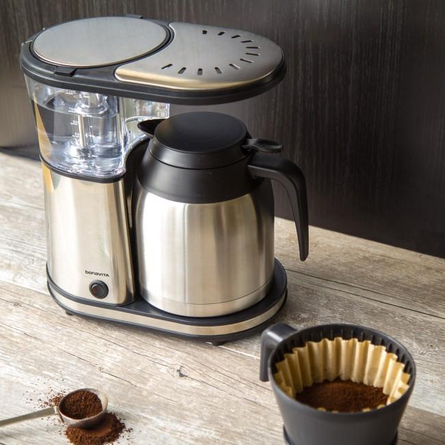 手沖壺推薦新手:精品滴濾咖啡機