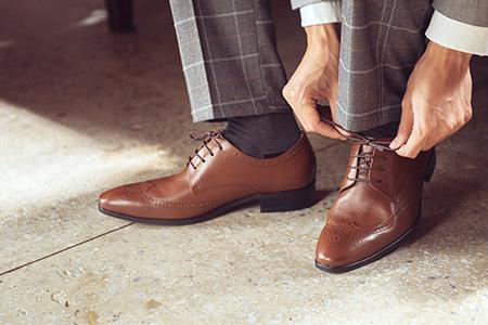 【林果皮鞋教室】 挑一雙好皮鞋的五大祕訣!