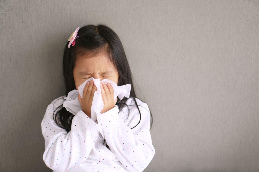 兒童益生菌降低過敏反應
