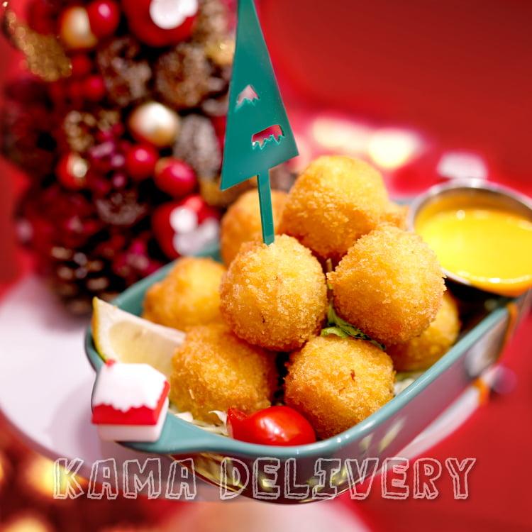 聖誕節到會預訂教學及貼士|美食到會外賣餐飲服務|Kama Delivery
