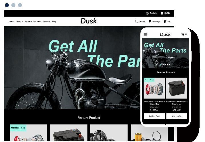 全新推出 NEW - Dusk