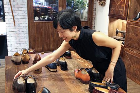 【林果14周年顧客訪談】蔡昕蓓︱精緻的皮鞋是送給自己的珍貴禮物