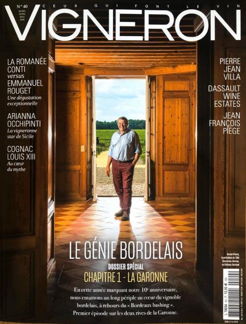 Le Guide Hachette des Vins, Chateau La Tour Blanche
