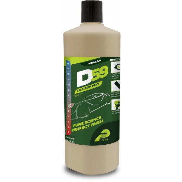 Puris - 專業真皮清潔液
