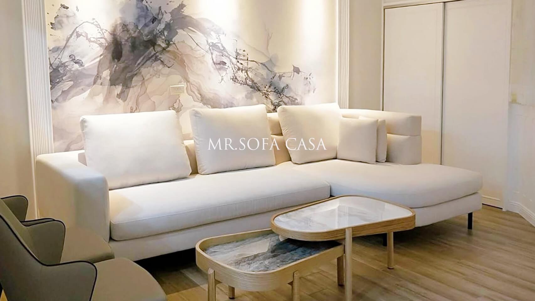 選一套適合的沙發對提高生活品質有一定關係