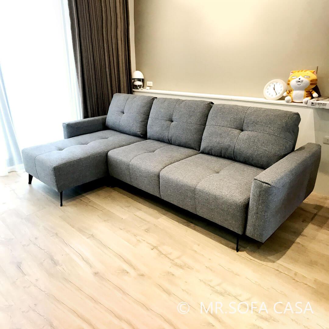 來沙發先生家居親自體驗沙發坐感會有更加深刻的感受
