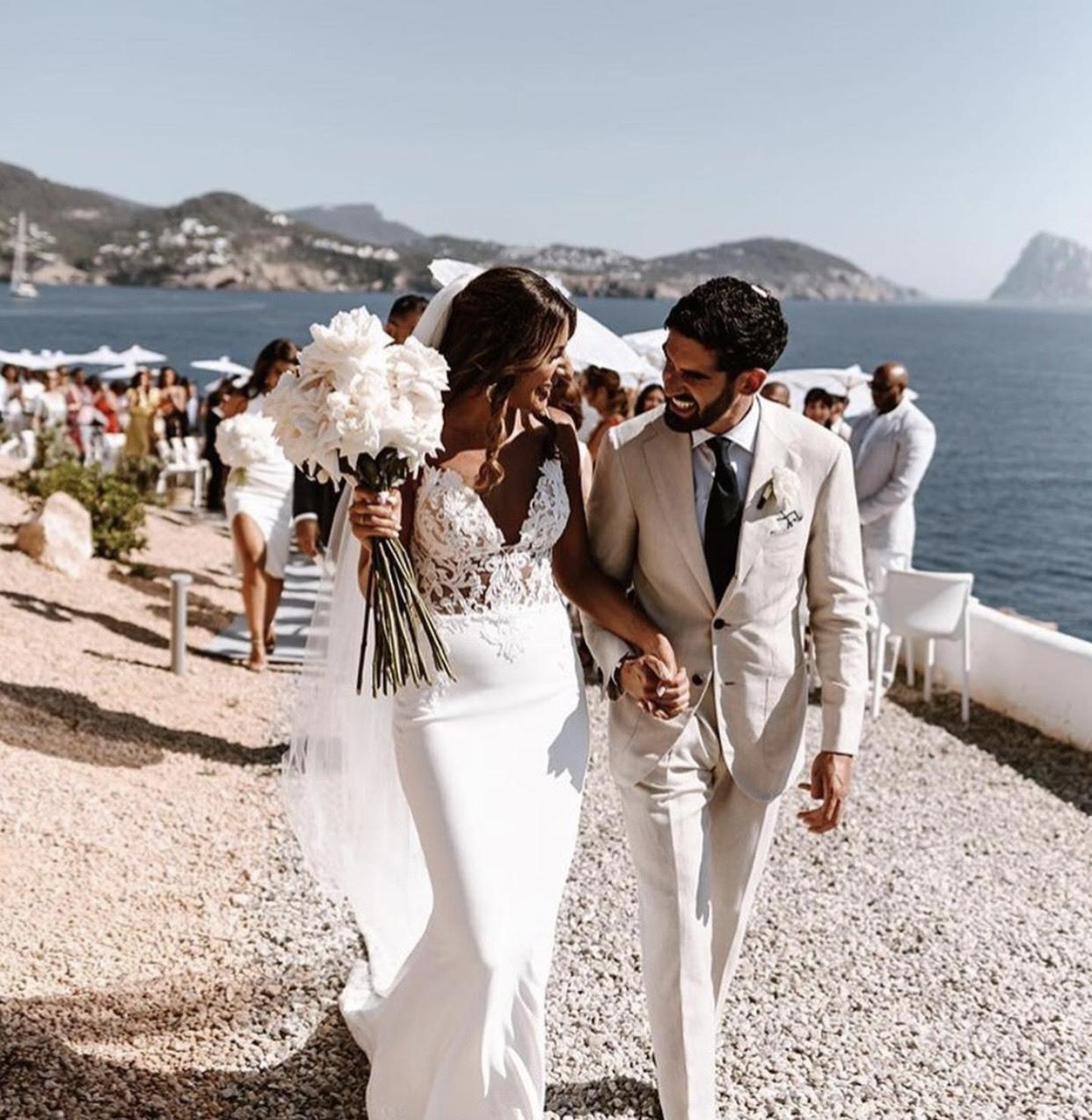 海邊戶外婚禮