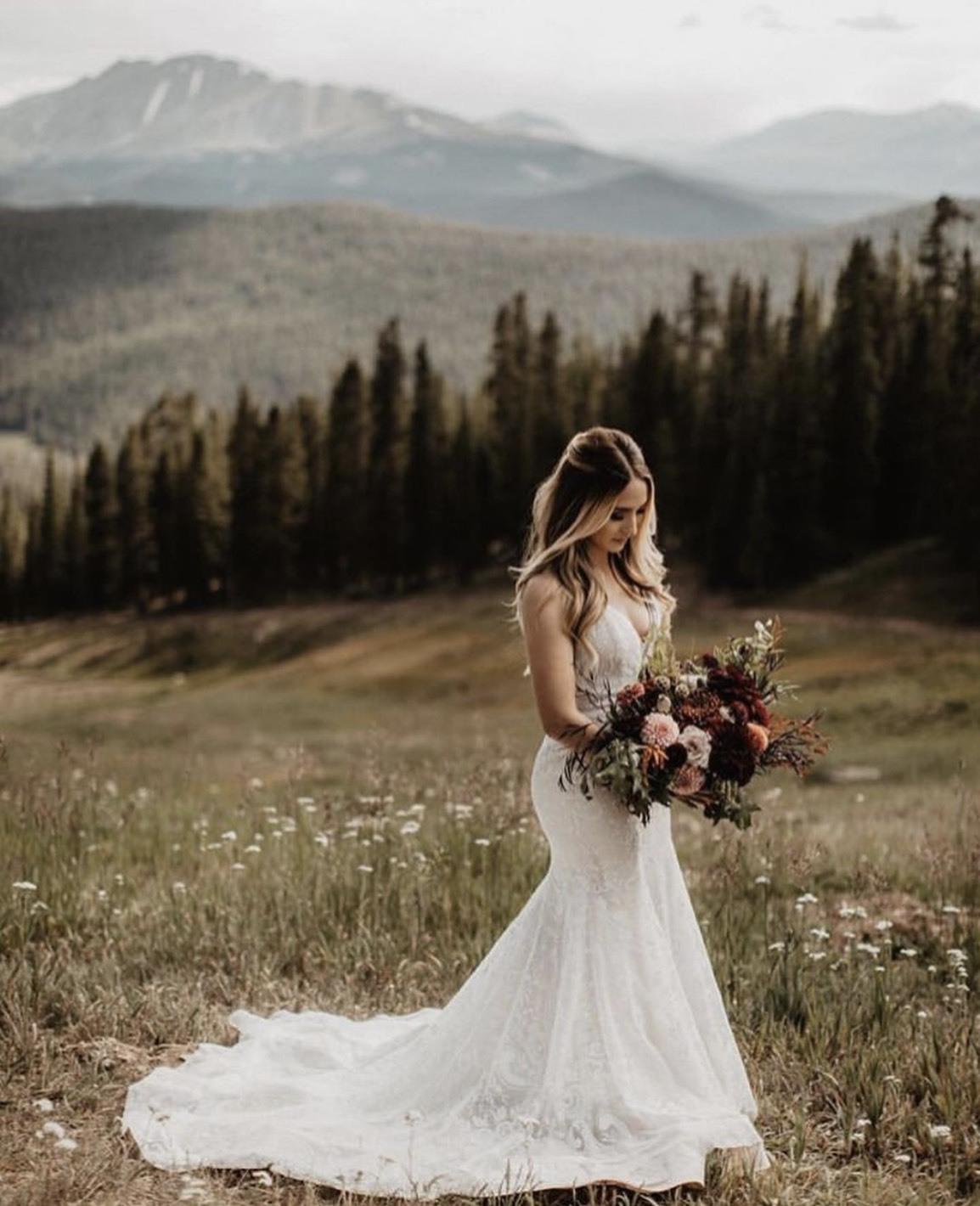 草原戶外婚禮