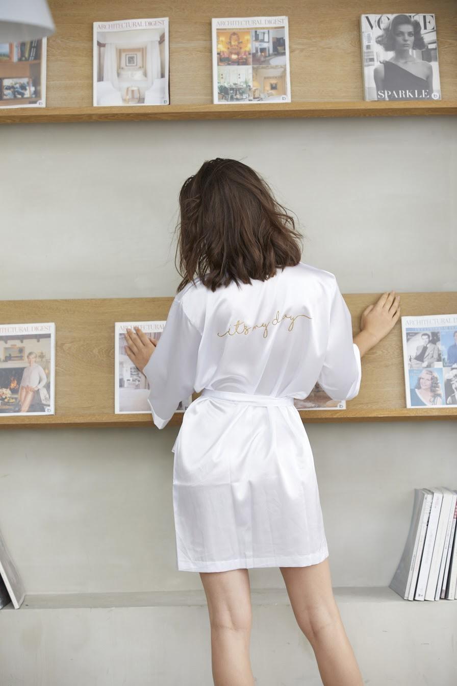 HeresToLove浴袍