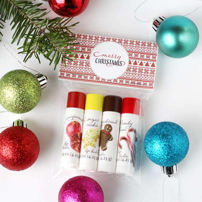 潤唇膏|【聖誕交換禮物2020】貼地實用禮物$100蚊大集合|美食到會外賣餐飲服務|Kama Delivery