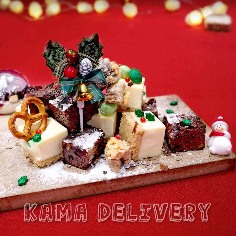 聖誕大餐|【聖誕交換禮物2020】貼地實用禮物$300蚊大集合|美食到會外賣餐飲服務|Kama Delivery