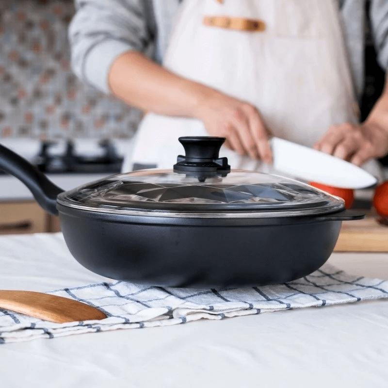 鑄鐵鍋保養教學