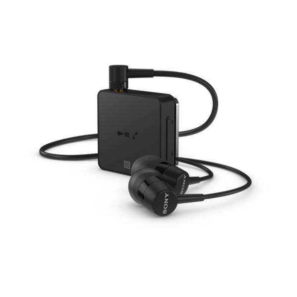 Sony 立體聲藍牙耳機 SBH24 (黑色) - 平行進口