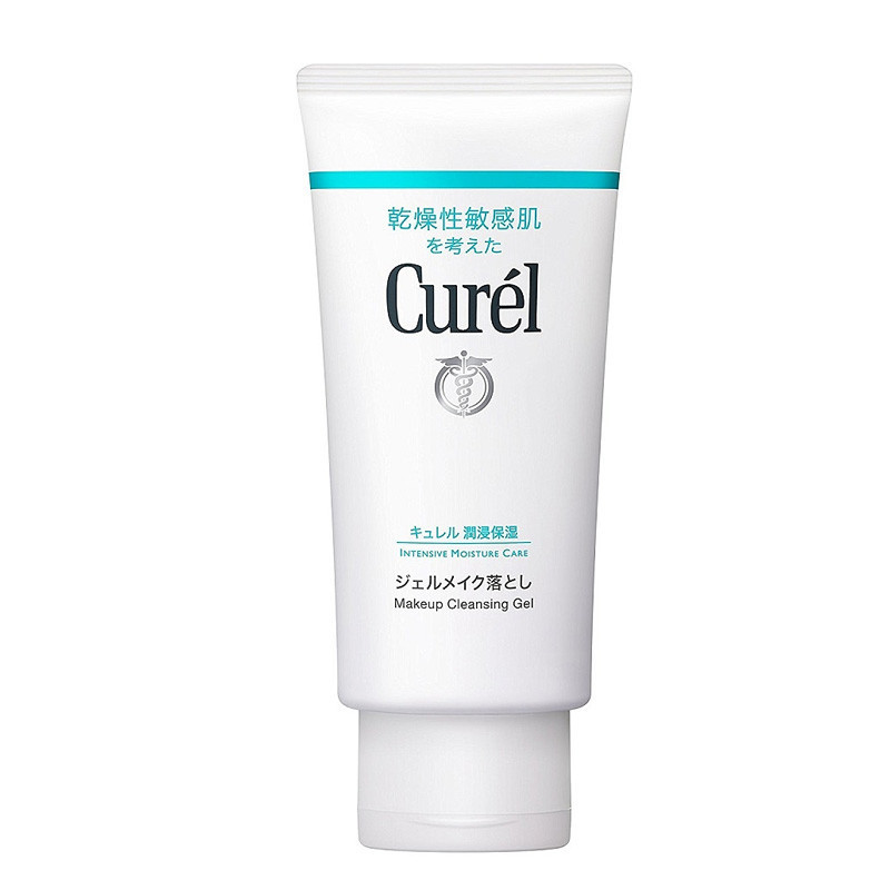 Curel 深層卸妝啫喱 130G