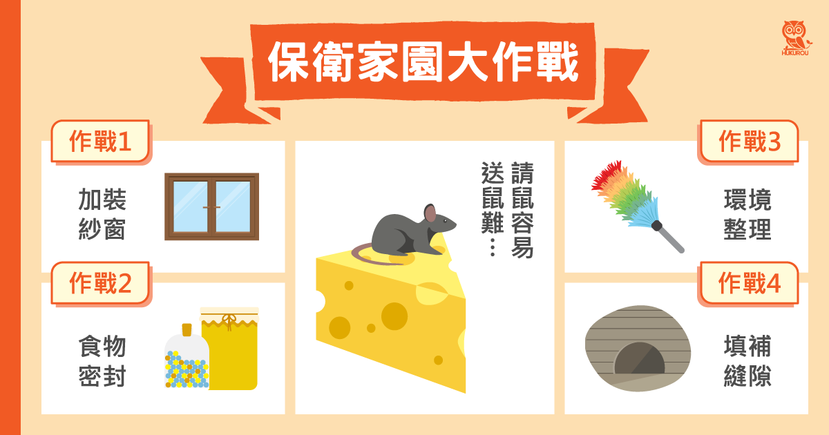 如何對付老鼠?消滅老鼠的方法推薦新型老鼠剋星