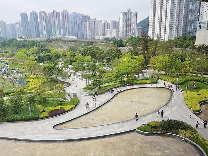 香港單車館公園|港九新界十大野餐地點|親子戶外好去處|Kama Delivery Catering到會外賣餐飲服務