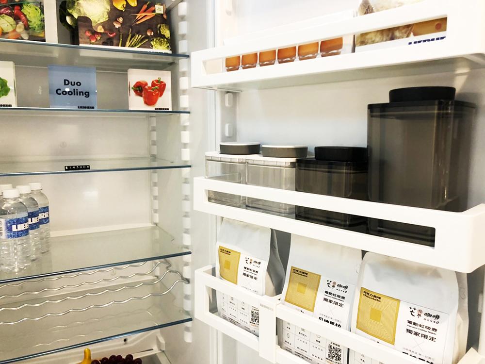Ankomn罐子於冰箱側邊收納