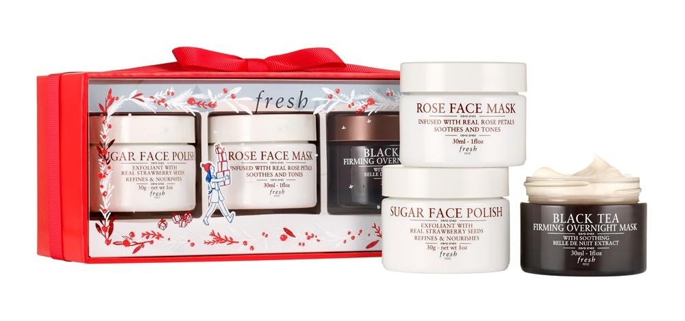 女朋友禮物—FRESH Self-care Masking Set|美食到會外賣速遞服務|Kama Delivery Catering