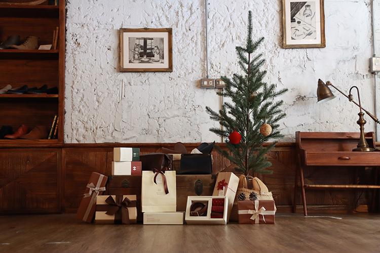 聖誕節禮物與裝飾