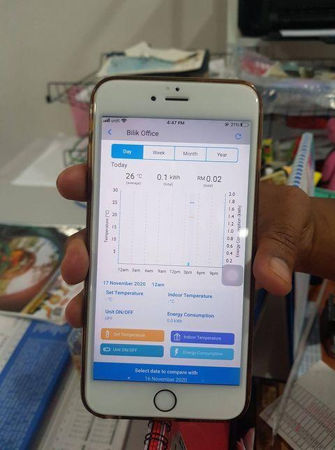 Smart Control - GO DAIKIN App