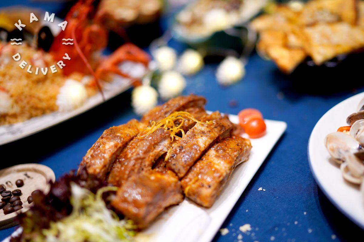 12-15人皇牌外賣速遞套餐|2021到會推介套餐|Kama Delivery Catering